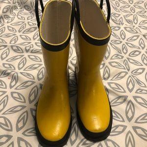 Western Chief Yellow Rain boots Kids size 2.
